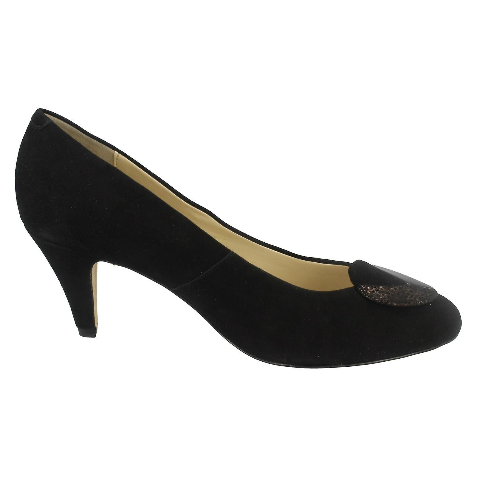 Damer Van Dal Smart Domstolen sko Hapton
