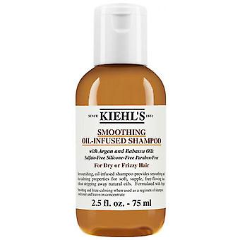 Infus Smoothshampoo with Oils D-apos;argan and Babassu