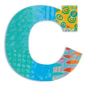 Djeco Peacock Letter - C (Babies and Children , Toys , Others)