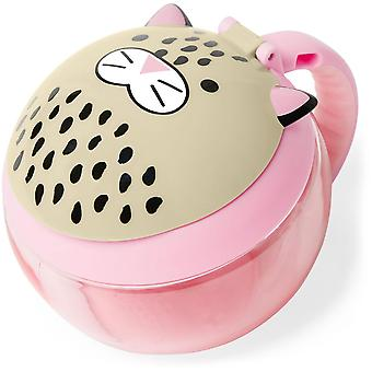 Skip Hop Zoo Snack Cup -Leopard