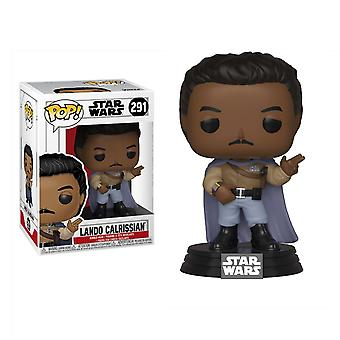Star Wars: ¡General Lando Calrissian Funko Pop!
