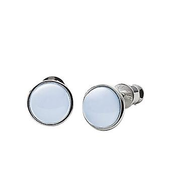 Skagen Stainless Steel Women's Earrings with SkJ0820040 Glass