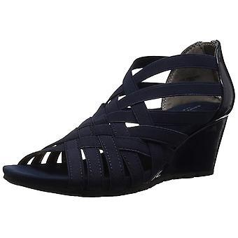 Bandolino Womens Gillmiro Open Toe Casual Strappy Sandals
