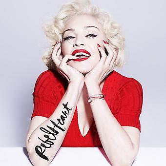 Madonna - Rebel Heart [CD] USA import