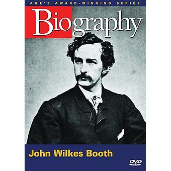 John Wilkes Booth [DVD] USA import
