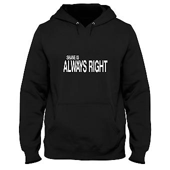 Black man hoodie fun2325 la version walking dead de shane siempre holds the razon