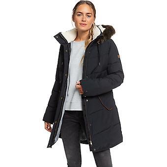 Roxy Ellie Snow Jacket in True Black