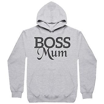 Boss familie-matching set-Baby/Kids hoodie, papa & mum hoodie