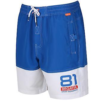 Regatta Herre Brachtmar II hurtig tørring arv svømme shorts