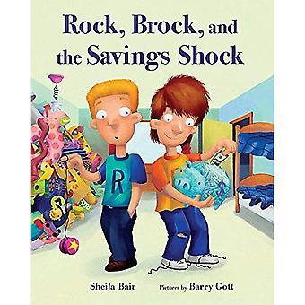Rock, Brock og besparelser sjokk