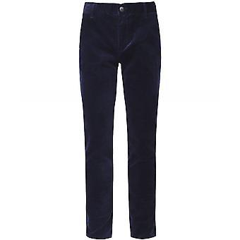 Les Deux Slim Fit Corduroy Como Trousers