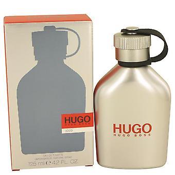 Hugo iced eau de toilette spray by hugo boss   536774 125 ml