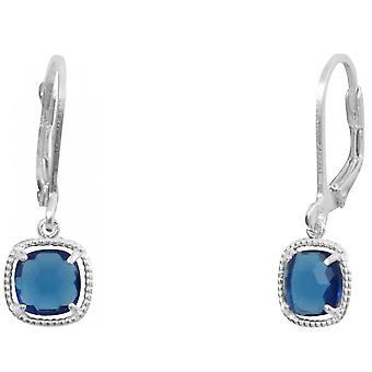 Earrings Clio Blue BO1636T - earrings Sissi II blue money woman