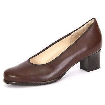 Hassia Paris 30 48112900 Mocca Glanzcalf 3048112900 ellegant winter women shoes