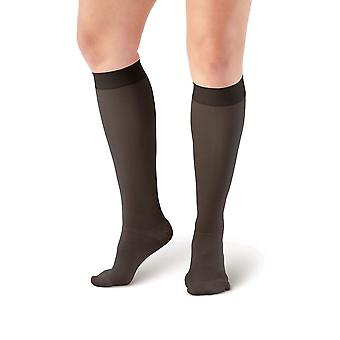 Pebble UK Medical Weight Compression Socks [Style P200] Black  XL