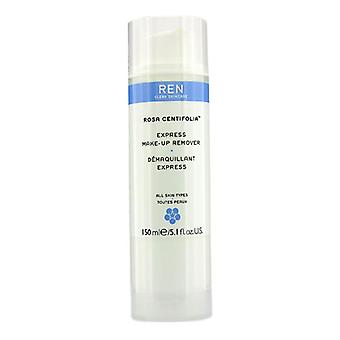 Ren Rosa Centifolia Express Make-up Entferner (alle Hauttypen) - 150ml/5.1oz
