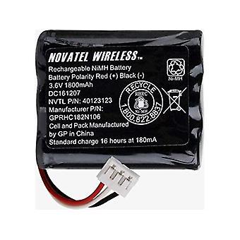 ベライゾンワイヤレスホーム電話T2000 1800mAh 3.6Vのためのノバテルバッテリー