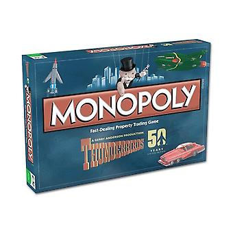 Monopoly - thunderbirds edition