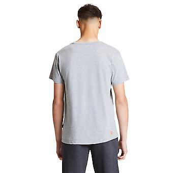 Dare 2b Mens integrieren leichte Baumwolle T-Shirt T-Shirt