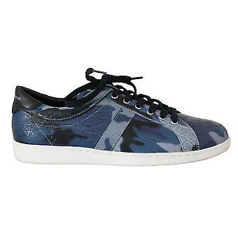 Dolce & Gabbana Caiman Krokodil Sneakers