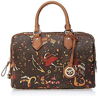 piero drive Top Handles Bag Handbag Woman Brown (Brown) 31x20.5x16.5 cm (W x H x L)