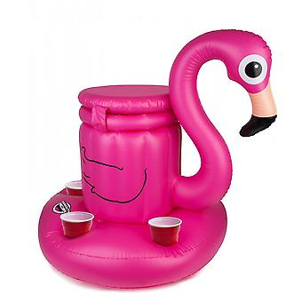 BigMouth Inc. Floating Flamingo Drinks Cooler