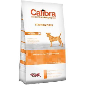Calibra Dog Starter & Puppy / Lamb & Rice. (Dogs , Dog Food , Dry Food)