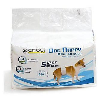 Nayeco Male dogs Dog Diapers Nappy XL (Dogs , Training Aids , Behaviour)