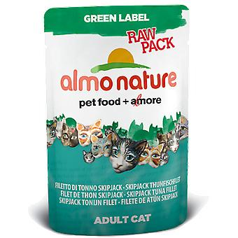 Almo nature Green Label Pata Chicken (Cats , Cat Food , Wet Food)