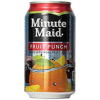 Mm Refresh Fruit Punch Cans -( 355 Ml X 12 Cans )