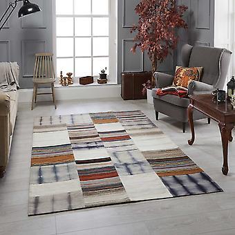 Navajo tapijten In grijs