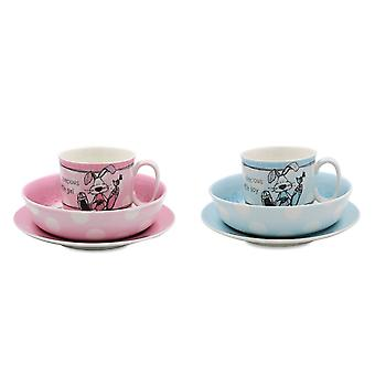 Little Miracles Baby Boys/Girls Bowl Gift Set