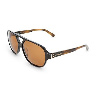 Calvin Klein Original Men Okulary wiosenno-letnie - Brązowy Kolor 54761