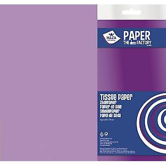 Haza Tissue paper lilac 18gr 5SH 50x70cm 185927