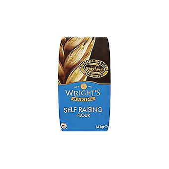 Wrights Backen Wrights Selbst aufziehenMehl - 1,5kg - Single