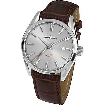 Jacques Lemans - Wristwatch - Uomini - Derby - Classico - 1-1859B