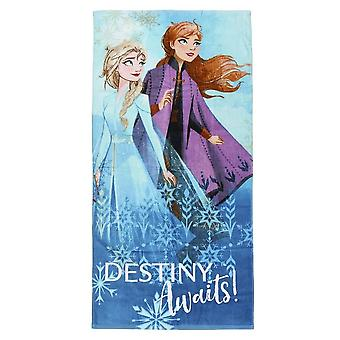 Frozen 2, Towel - Anna e Elsa, Destiny Awaits