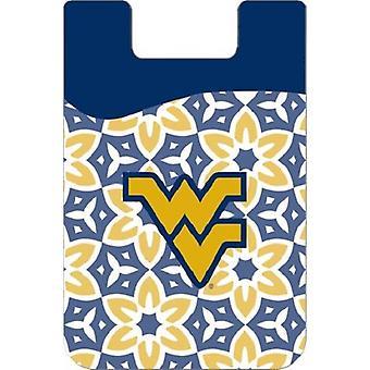Západní Virginie Horolezci NCAA Módní mobilní telefon Peněženka