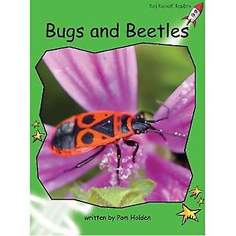 Red Rocket Readers - Early Level 4 Non-Fiction Set C - Bugs and Beetles