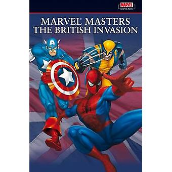 Marvel Masters - The British Invasion Vol.1 by Neil Gaiman - 978190523