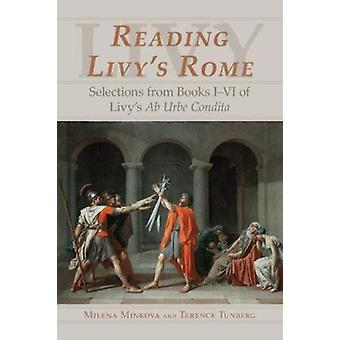 Reading Livy's Rome by Milena Minkova - 9780865165502 Book