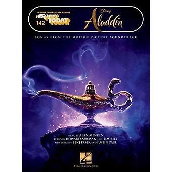 Aladdin av Tim Rice & Howard Ashman & Benj Pasek & Justin Paul & By komponist Alan Menken