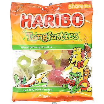 HARIBO Tangfastics 1.7kg, bulk sweets, 12 packs of 140g