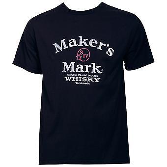 T-shirt Mark Arch Distressed logo Maker-apos;s Mark Arch