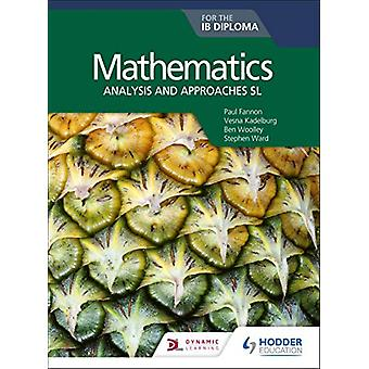Mathematics for the IB Diploma - Analysis and approaches SL - Analysis