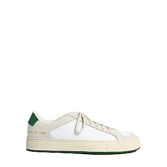 Common Projects 22450590 Men's White Leather Sneakers