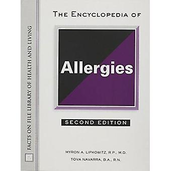 The Encyclopedia of Allergies (2nd Revised edition) by Myron Lipkowit