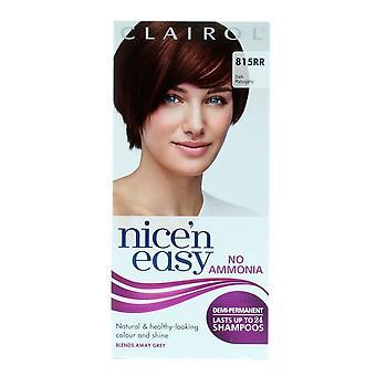 Clairol Niceneasy No Ammonia Non Permanent Hair Colour Dark Mahogany