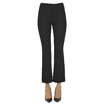Nenette Ezgl266139 Women's Black Polyester Pants