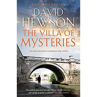 The Villa of Mysteries by David Hewson - 9781838850661 Book